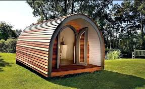 outdoor office pods. Outdoor Office Shed Pod Garden Pods A  From Hideouts Small .