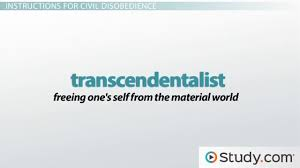self reliance ralph waldo emerson s transcendental essay video henry david thoreau s civil disobedience summary and analysis