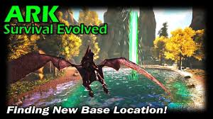 ark classic flyers mod not working in singleplayer finding new base location ark survival evolved modded center