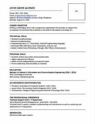 Personal Skills For Resume Inspirational Personal Skill For Resume