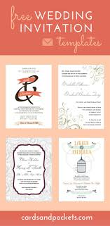 best ideas about invitation templates wedding invitation templates in a wide variety of designs from modern to elegant choose and customize your design and printable invitations