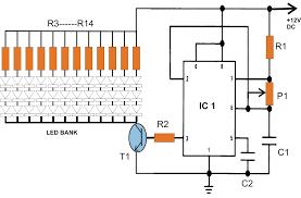 Led Circuit Design Tutorial 40 Watt Led Pwm Controll Circuit Diagram Circuit Diagram