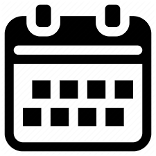 Monthly Academic Calendar Music By Vectors Point