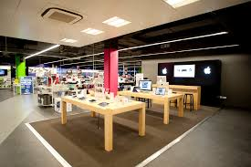 Retail Design | Shop Design | Electrical Store Interior | Attractive Apple  store-in-