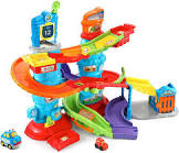 VTech Go! Go! Smart Wheels Launch & Chase Police Tower (English Version)