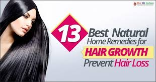 natural home remes for hair growth