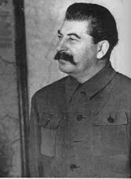 student essay portrait of stalin