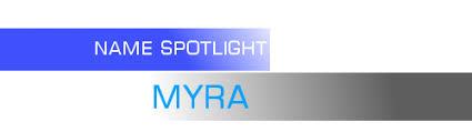 Name Spotlight: Myra – Maybe it is Daijirō (aka Maks)