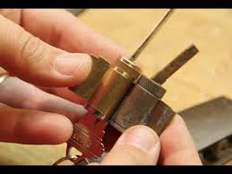 how i re keyed a sliding glass door lock and matched it to the front door lock you
