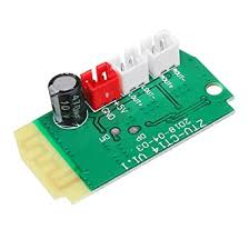 ILS - <b>3Wx2 Mini Bluetooth Receiver</b> Module with 4Ohm Speakers ...