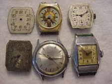 mens antique watches lot of 10 vintage antique art deco waltham elgin other mens watch watches nr