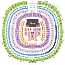 Qualcomm Seating Capacity Qualcomm Stadium Seating Chart