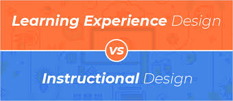 Webinar Learning Experience Design Versus Instructional Design