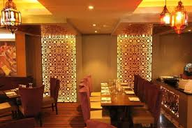 Indian Restaurant Interior Design Creative