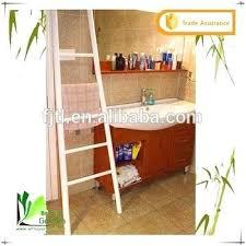 wooden towel rail free standing wooden towel rail