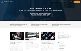 Blog Design Page Best Website Design The Blog Page Part 5