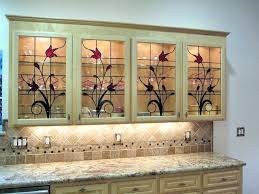 glass inserts for kitchen cabinet doors stained glass cabinet inserts residence leaded glass inserts for kitchen
