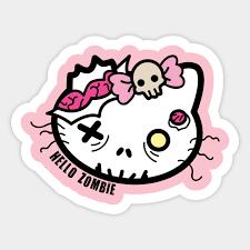 Hello Kitty Size Chart Hello Zombie