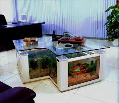furniture for fish tank. furniture interesting hexagon fish tank coffee table inspirations the for