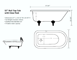 width of bathtub decoration tub width sizing measurements sizes marvelous standard bathtub dimensions inches height drain