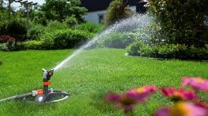 best lawn sprinkler