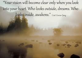 Jung Dream Quotes Best of QUOTE] Your Vision Will Become Clear Only When You Look Into Your