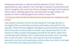 romeo and juliet theme of love essay ppt  shakespeare presents us yet another depiction of love