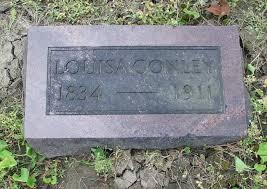 Louisa Conley (1834-1911) - Find A Grave Memorial