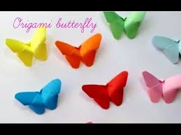diy paper crafts how to make a paper erfly very easy innovative arts you