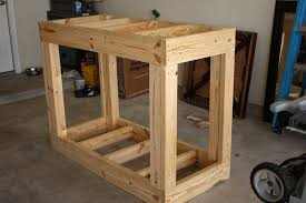 diy fish tank stand build woodworking chair