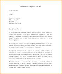 Thank You Letter Examples Awesome Generic Thank You Letter For Caption Donation Example In Memory Of