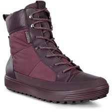 Ботинки высокие <b>ECCO SOFT 7</b> TRED 450283/51504 | Цена ...