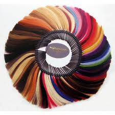 100 Human Hair Color Ring Color Chart For Hair