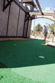 mini golf challenge a success