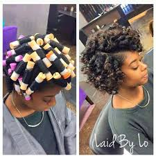 roller set glavportal transitioning hairstyles for short hair natural newbies