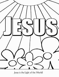 Preschool Religious Easter Coloring Pages Printable New 343 Best