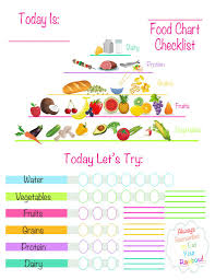 Healthy Eating Chart For Preschoolers 6 Tips Promoting With