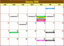 Event Planning Calendar Template 24 Calendar Of Events Template Excel ExcelTemplates ExcelTemplates 16
