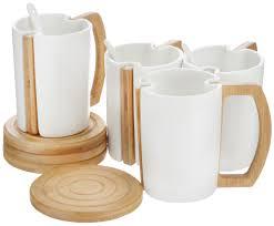 """<b>Набор чайный</b> """"EcoWoo"""", <b>8 предметов</b>. 2012248U — купить в ..."""
