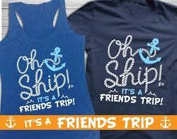 Cruise Shirts Group Cruise Cruise Tank Top Oh Ship Cruise