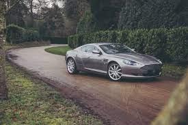 2007 Aston Martin Db9 Coupe Classic Driver Market