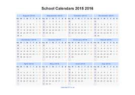 Calendars For June And July 2015 School Calendars 2015 2016 Calendar From August 2015 To