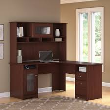 l shaped executive desk. Simple Desk Red Barrel Studio Toledo LShaped Executive Desk With Hutch U0026 Reviews   Wayfair And L Shaped S