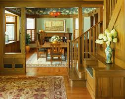 craftsman dining room by gardner architects llc gardner architects llc arts and crafts