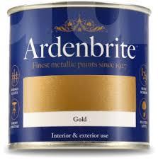 ardenbrite water borne metallic paint