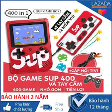 Máy chơi game cầm tay Máy chơi game 4 nút 400 trò chơi - kèm cáp kết nối  cho TV - Pin rời dễ tháo lắp: Mua bán trực tuyến Bảng điều