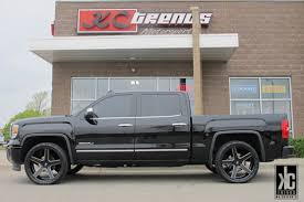 Truck Rims for GMC – Giovanna Luxury Wheels