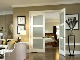 french closet s with frosted glass for best traditional bedroom other metro by interior doors bedrooms
