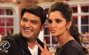 things we learned about sania mirza when she came on comedy  7 things we learned about sania mirza when she came on comedy nights kapil