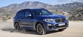 2018 bmw lineup. Interesting Bmw 2018 BMW X3 Model Lineup Revealed On Bmw Lineup